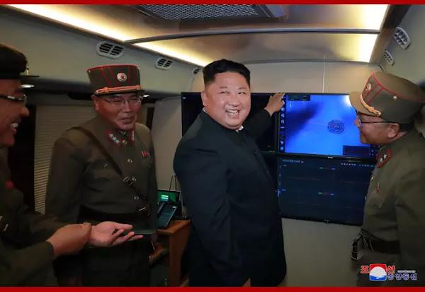 Kim Jong Un, August 2, 2019