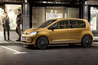 Volkswagen Special Up! 5-Door (2017) Front Side