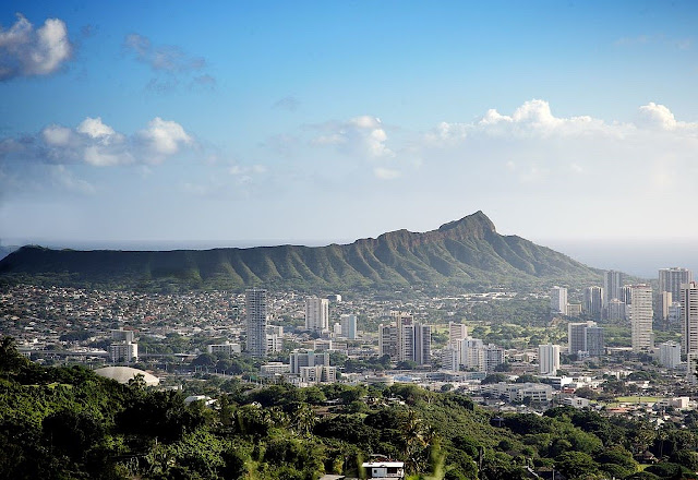 Wakiki Diamond Head