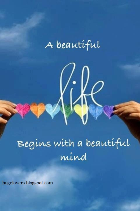 Huge Lovers Quotes: Beautiful Life