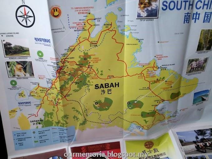 Percutian ke Sabah : Melihat Kecantikan Pulau Sapi dan Pulau Manukan