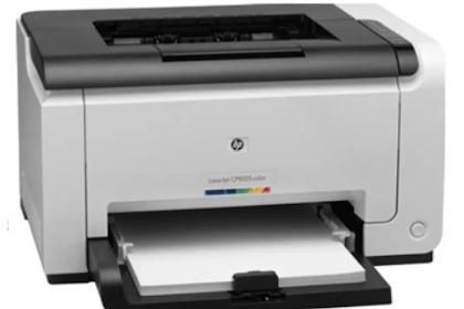 HP LaserJet Pro CP1025 Driver Download