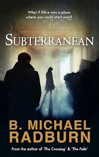 Subterranean by B. Michael Radburn cover