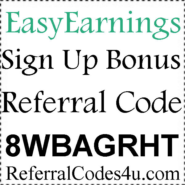 EasyEarnings Invite Codes 2016-2017, EasyEarnings Download, EasyEarnings Android & Iphone