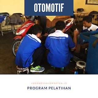 Kumpulan Program Pelatihan Otomotif Terlengkap Terbaru Download Google Drive