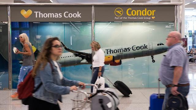 Χρεοκοπία Thomas Cook: Γιατί βάρεσε «κανόνι» ο ταξιδιωτικός κολοσσός;