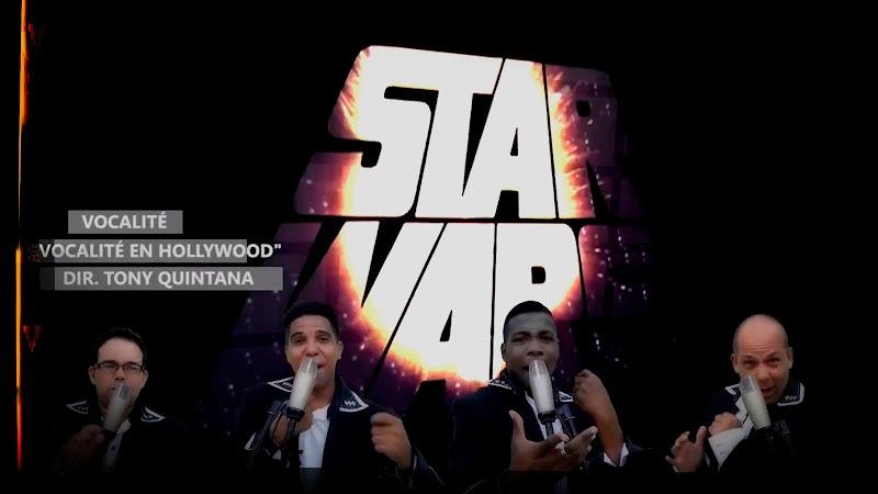 Vocalité - ¨Vocalité en Hollywood¨ - Videoclip - Dirección: Tony Quintana. Portal del Vídeo Clip Cubano