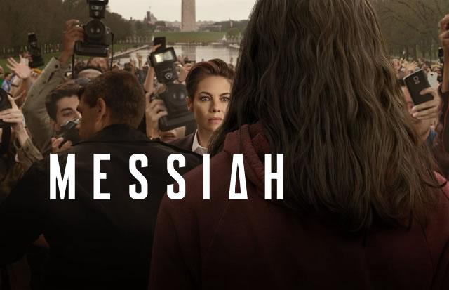 Messiah | E se um messias surgisse nos tempos modernos?