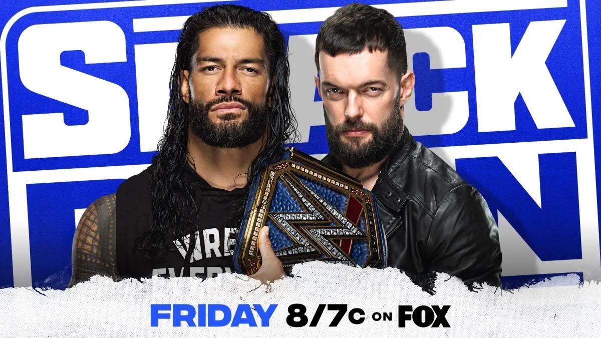 Cobertura: WWE Friday Night SmackDown (03/09/2021) – O tiro do Prince!
