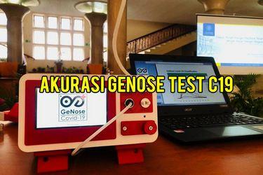 akurasi genose test
