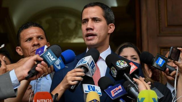 Guaidó designará a un rabino como enviado de Venezuela ante Israel
