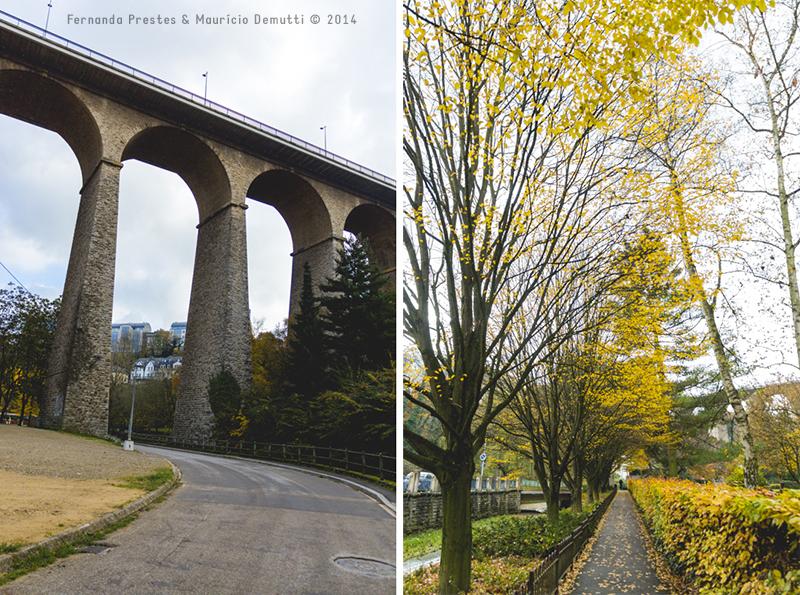 Outono Grund Luxemburgo