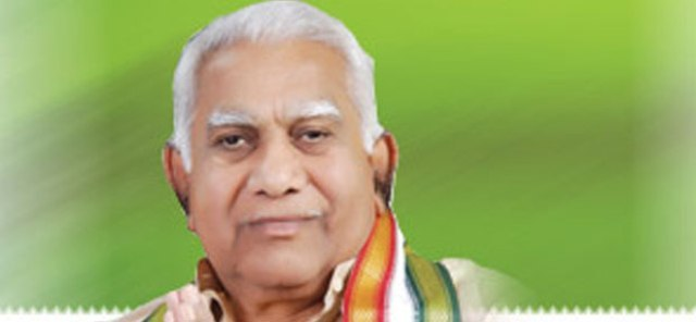 Congress leader MP Palvai Govardhan Reddy Passes Away