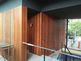 Daftar Harga Lambersering Plafon kayu per meter