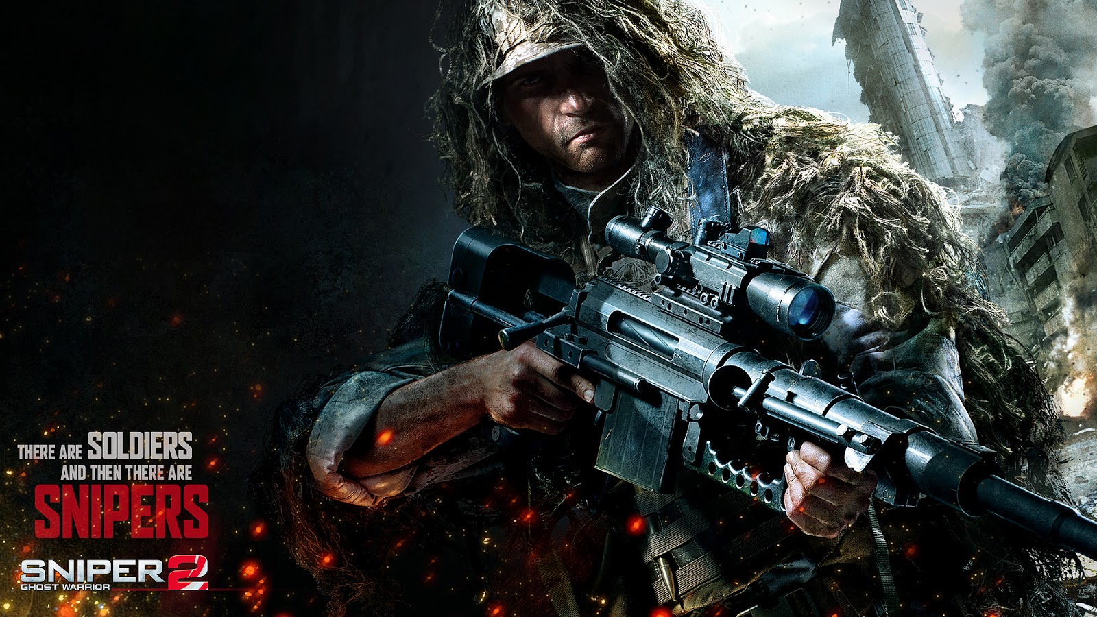 Awesome: Sniper Ghost Warrior 2 Download Links, Crack