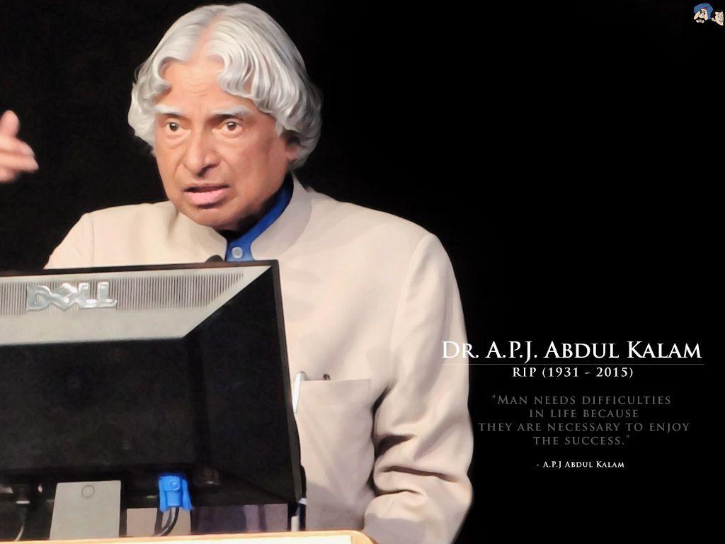 Abdul Kalam's famous quote