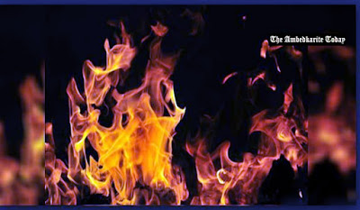 Four thrash Dalit man, try to burn him alive in Uttar Pradesh