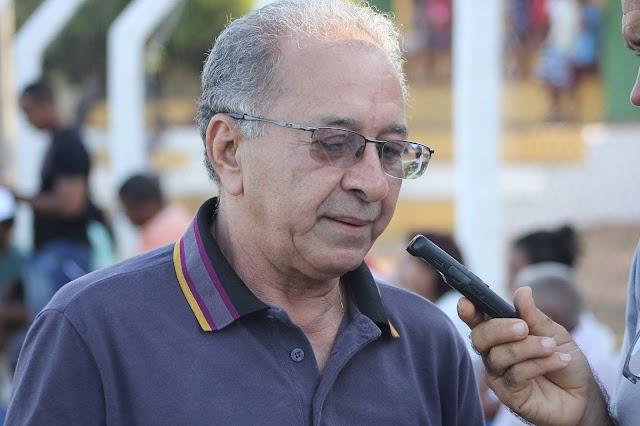 """Prefeito Dr Deusdete enaltece vinda do projeto FFP Social a Barro Duro, comenta gestão e projeta pleito eleitoral para 2020:  """"as conversas já estão acontecendo"""""""