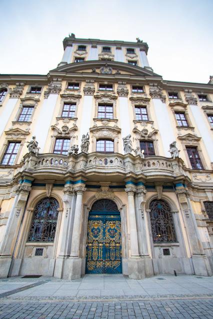Torre matematica-Università di Breslavia