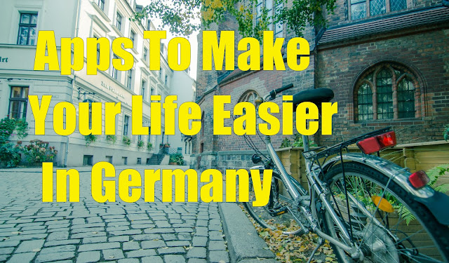 Apps to Make Your Life Easier in Germany