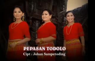 Lirik Lagu Toraja Pepasan Todolo