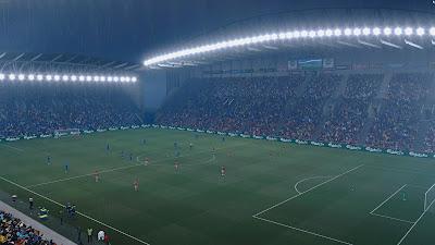PES 2020 DW Stadium