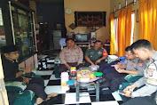 Jelang Pelaksanaan Pilkades Serentak 2019, Muspika Baros Laksanakan Patroli Dialogis