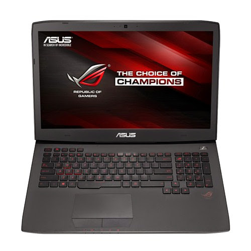 Best Gaming Laptop from ASUS G Series