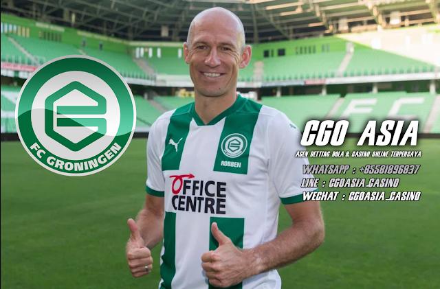 Arjen Robben pulang kampung - Rumahsport.com