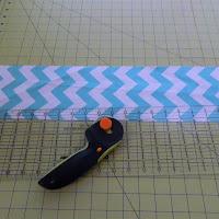 quick burp cloth tutorial - sewing tutorial