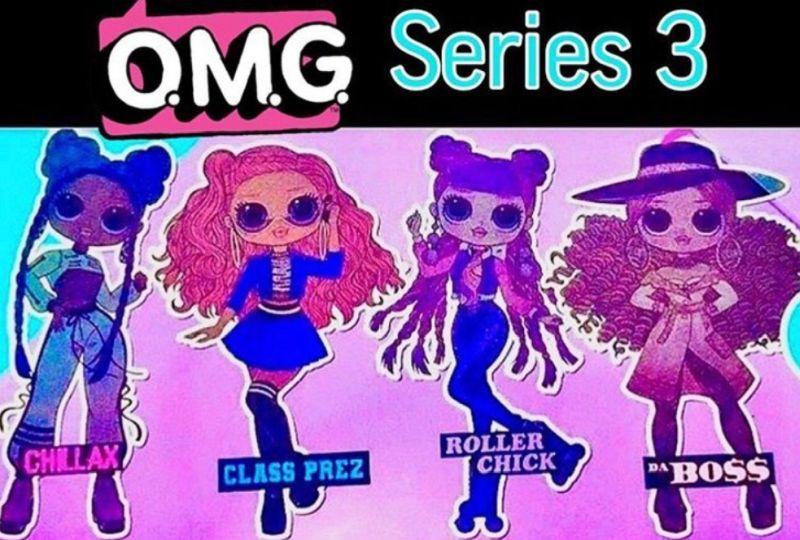L.O.L. O.M.G. Series 3