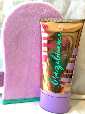 Tarte Brilliance Plus+ self Tanner with Mitt