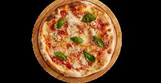 صورة بيتزا دائرية بدون خلفية بصيغة png
