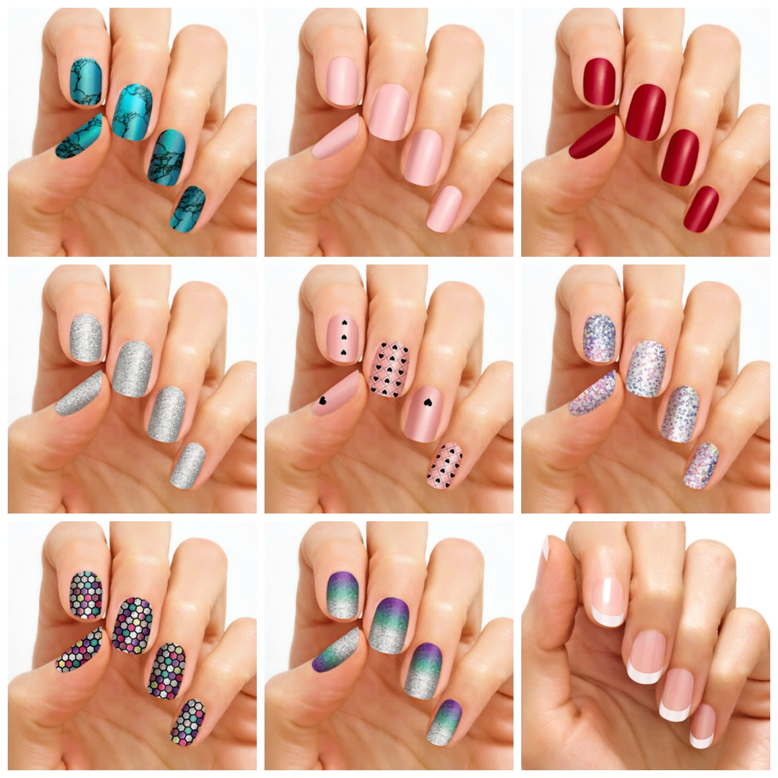 Jill samter color street no fuss nail polish durability how long will color street nail polish strips last up to 14 days how long does your nail polish stay on when you do it yourself solutioingenieria Gallery