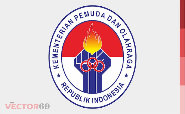 Logo Kemenpora (Kementerian Pemuda dan Olahraga) Indonesia - Download Vector File PDF (Portable Document Format)