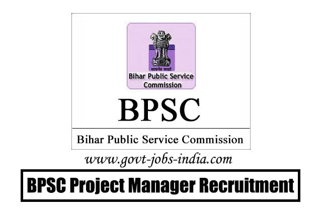 BPSC Project Manager Recruitment 2020 – 69 Project Manager Vacancy – Last Date 09 May 2020