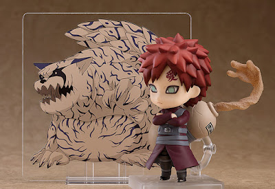 """Nendoroid de Gaara de """"Naruto Shippuden"""" - Good Smile Company"""