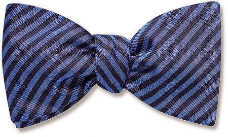 Dandy bow tie from Beau Ties Ltd.