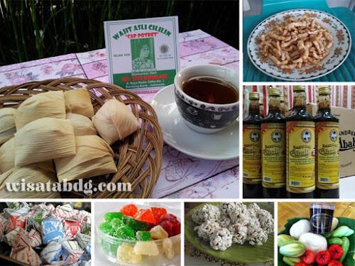 Oleh Oleh  Makanan Tradisional Khas Bandung