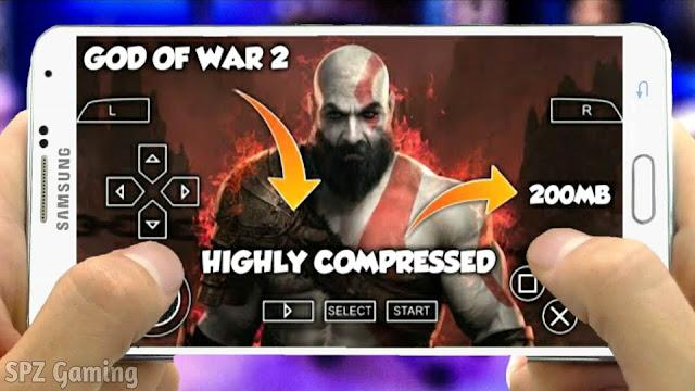Download God Of War 2 Highly Compressed [200Mb] || God of War 2 Android Download 2020
