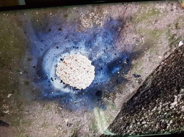 В Кутаиси упал обломок метеорита