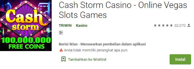 Aplikasi Game Slot Casino Online Berhadiah Nyata