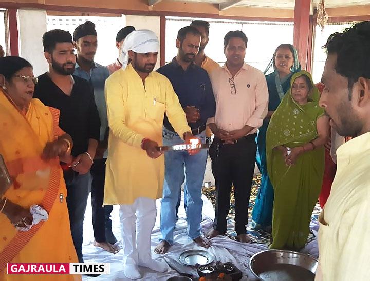 rajeev-tarara-dhanaura-news