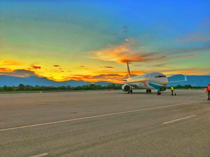 Flughafen Ohrid mit neuen Rekord: Sitzkapazitäten über 150 Prozent gesteigert