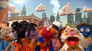 Sesame Street Elmo The Musical Superhero the Musical