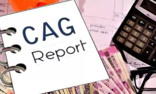 सीएजी रिपोर्ट  दिल्ली सरकार