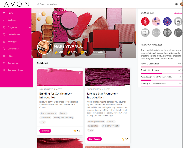 Need More Training On How To Sell Avon As An Avon Rep Online? What Is Avon U?