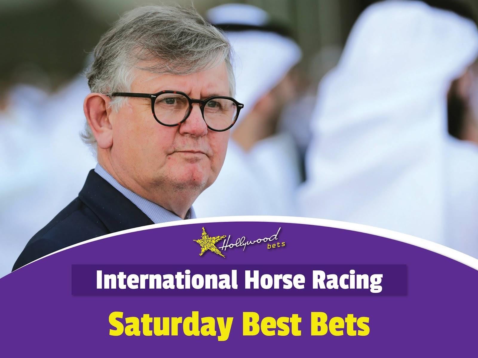 Neil Morrice: International Racing Tips - Saturday 28 March 2020