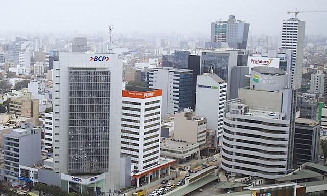 Centro financiero de San Isidro