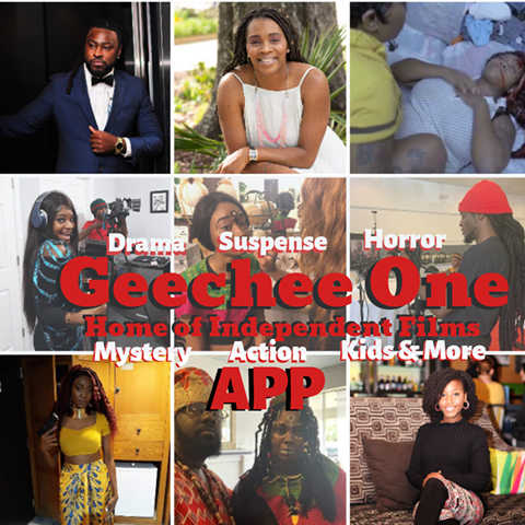 Geechee One Mobile App!!